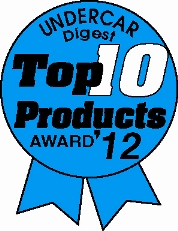 Ceramlub won Undercar Digest's Top 10 Products Award